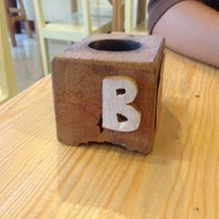 Photo taken at b-made coffee&bakery by Mmiouw on 8/3/2015