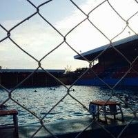 Photo taken at Abellana Swimming Pool by VAG on 7/7/2015