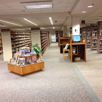 Photo taken at Bismarck Public Library by Nathan L. on 3/5/2014