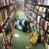 Photo taken at Downtown Books by Stefanie K. on 9/7/2013
