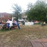 Photo taken at Riverwest Garderner's Market by Stefanie K. on 8/19/2013