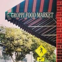 Photo taken at G. Groppi Food Market by Stefanie K. on 9/15/2013