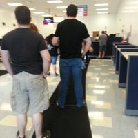 Photo taken at Wisconsin Division Of Motor Vehicles (DMV) by Stefanie K. on 6/20/2013