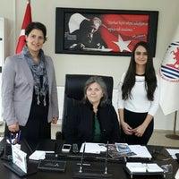 Photo taken at OMÜ İletişim Fakültesi by Tuba Ergüler K. on 2/25/2016