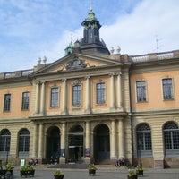 Photo taken at Nobel Museum by Nobel Museum on 1/21/2014