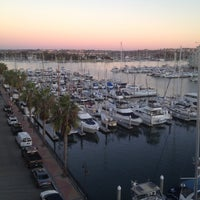 Photo taken at Marina Del Rey pier by Jason H. on 11/1/2012