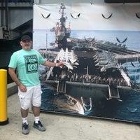 Das Foto wurde bei USS Midway Flight Deck von Michael W. am 4/19/2018 aufgenommen