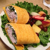Photo taken at TooJay's Gourmet Deli by Josh M. on 6/6/2013