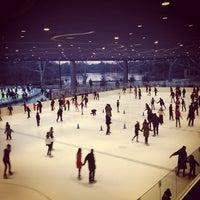 Photo taken at LeFrak Center at Lakeside by Megan G. on 1/2/2014