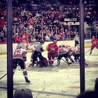 Photo taken at Value City Arena - Jerome Schottenstein Center by Megan G. on 12/16/2012