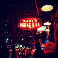 Photo taken at Rudy's Bar & Grill by Megan G. on 11/24/2012