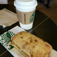 Photo taken at Starbucks by Rachie R. on 1/13/2017