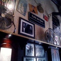 Photo taken at Cafe de Spin by Marceli S. on 10/25/2014
