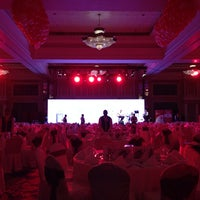 Photo taken at Joharah Ballroom by Nelson U. on 4/17/2014
