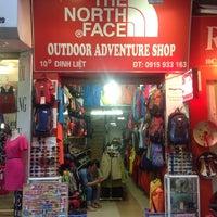 tienda north face hanoi