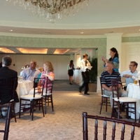 Photo taken at Country Club of Darien by Dahlia on 6/21/2014