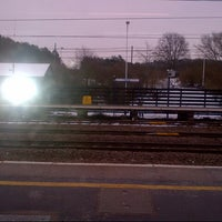 Photo taken at Sandy Railway Station (SDY) by mad lord l. on 1/25/2013
