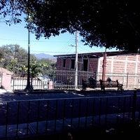 Photo taken at Auditorio San Felipe de Hijar by Angel A. on 2/4/2014