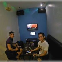 Photo taken at World Music Room KTV by Jaycee Z. on 2/9/2016