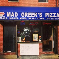 Mad Greeks Pizza & Take-Out Beer