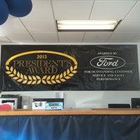Photo taken at Prime Ford by Richard W. B. on 7/7/2014