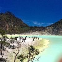 Photo taken at Kawah Putih by Adda A. on 9/2/2015
