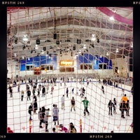 Photo taken at Ice Palace by Electric B. on 11/11/2012