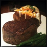 Photo taken at Outback Steakhouse by Electric B. on 9/16/2012
