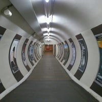 Photo taken at Old Street London Underground Station by Mo E. on 2/6/2013