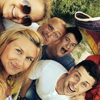 Photo taken at Sunset Nightclub by Jekaterina K. on 8/9/2014