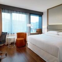 Photo taken at Sheraton Zurich Hotel by Sheraton Zurich Hotel on 1/21/2014