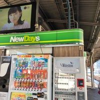 Photo taken at NewDaysミニ 金町1号 by Shyam P. on 12/14/2017