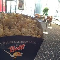 Photo taken at Cinéma Le Grand Palais by Michael D. on 8/30/2014