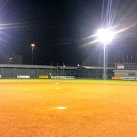 """Foto diambil di Stadio """"Quadrifoglio-Aldo Notari"""" oleh Beii P. pada 3/12/2014"""