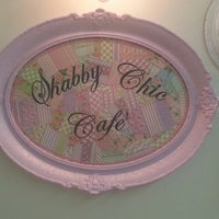 Photo taken at Shabby Chic by Shabby Chic Cafe on 1/22/2014