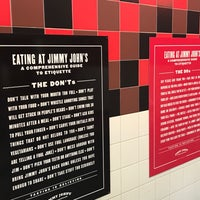 Photo taken at Jimmy John's by Lee H. on 8/27/2017