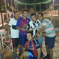 Photo taken at Alto fútbol by Hugo S. on 3/23/2014