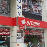 Photo taken at Arçelik by Mehmet T. on 5/11/2014