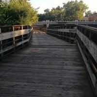 Photo taken at Lansing River Trail by Erin D. on 9/7/2014