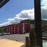 Photo taken at River Daze Cafe by Drew C. on 4/22/2014