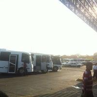 Photo taken at Terminal de Pasajeros de Maracaibo by Norge C. on 2/16/2013