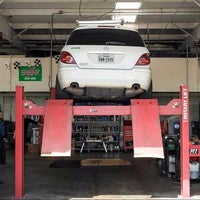 Photo taken at Santa Ana Auto Care by Mohamad A. on 5/24/2017