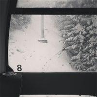 Photo taken at Horbergbahn (630-1656m) by Alexander B. on 12/28/2014
