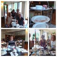 Photo taken at DoubleTree by Hilton Hotel Southampton by Ada L. on 9/13/2015