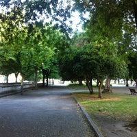 Photo taken at Jardim do Campo Grande by Hugo S. on 6/3/2013