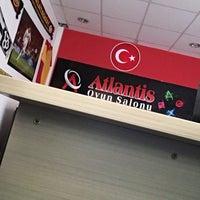 Photo taken at Atlantis Oyun Salonu by D.Ahmet U. on 5/26/2016