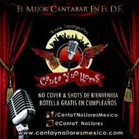 Photo taken at CANTA Y NO LLORES by Cesar P. on 2/5/2014