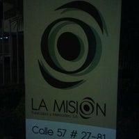Photo taken at la mision publicidad by Carlos T. on 5/1/2013