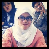 Photo taken at SMA Angkasa Bandung by Nur P. on 3/11/2014