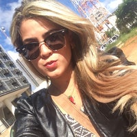 Photo taken at Edifício Palácio do Rádio I by Pamela R. on 2/24/2015